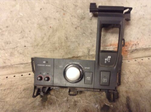 Lexus CT Central Console With Switches 3919D13