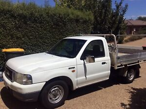 2004 ford courier ute