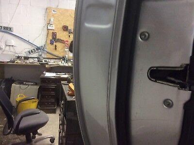 Mercedes slk 230 pasinger door silver