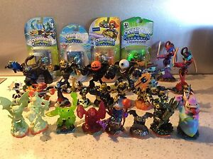 Rare Skylanders. Giants, Spyros Adventures and Swap Force. Alfred Cove Melville Area Preview