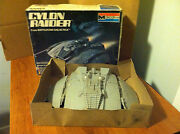 Battlestar Galactica Cylon Raider Model