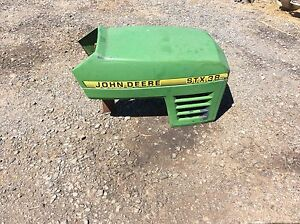 Mower bonnet Boonah Ipswich South Preview