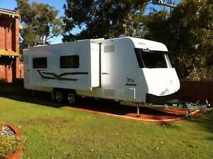 Jayco 25ft Silverline Caravan