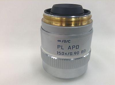 Leica 566015 Pl Apo 150x0.90 Bd Microscope Lens