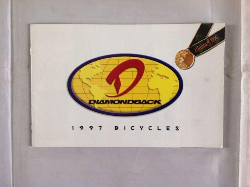 1997 Diamondback Bicycle Catalog