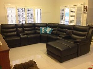 Leather Lounge Arana Hills Brisbane North West Preview