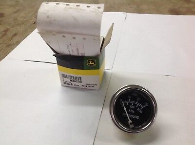Nos New Old Stock John Deere Transmission Oil Pressure Gauge R34259 3020 4020