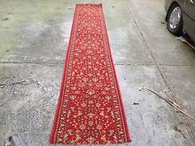 Persian Runner for Budget Conscious 4.5m X 67cm Forest Hill Whitehorse Area Preview