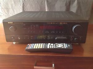 Denon Receiver Amp Gawler East Gawler Area Preview