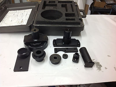 Case Otc Cas40027 Trencher Axle Service Tool Kit In Plastic Case Used