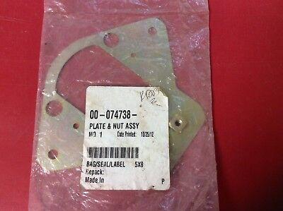 Hobart 4812 A-200 Mixergrinder Motor Start Switch Bracket 2891