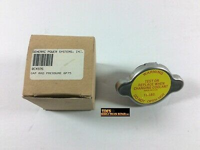 Generac Guardian Oem Generator Parts Radiator Cap 0c4976