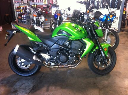 Kawasaki z750 2011 Camperdown Inner Sydney Preview