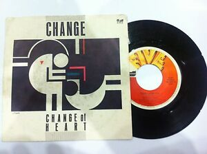 45-GIRI-VINILE-CHANGE-TRUE-LOVE-CHANGE-OF-HEART-NUOVO-D-039-EPOCA