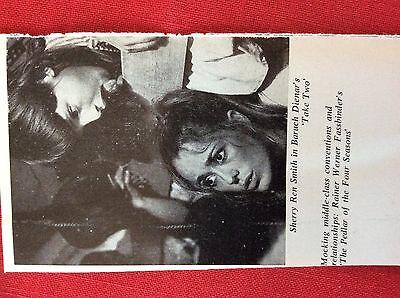 m78a ephemera 1972 film picture sherry ren smith take two