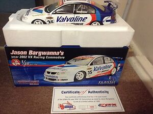1:18 Bargwanna 2002 V8 Supercar Wollongong Wollongong Area Preview