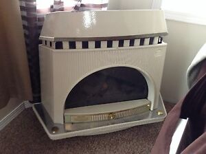 Jotul natural gas b vent fireplace