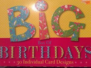 32 birthday cards