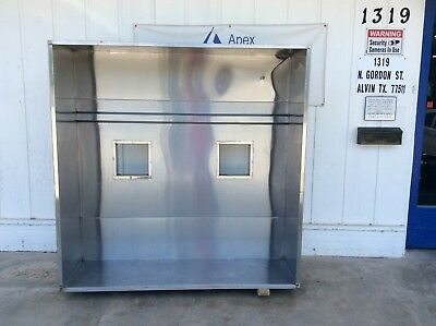 72 6ft Commercial Vent Hood Restaurant Exhaust Hood System 3133