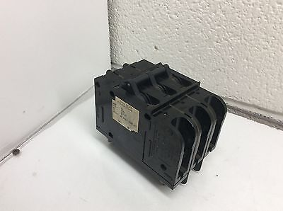 Heinemann Circuit Breaker, # CD3-A2A3A3-AE, 60A, 600V, Used