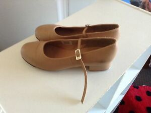 Tan tap shoes Largs Maitland Area Preview