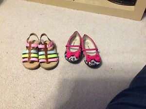 Size 8 shoes toddler girl