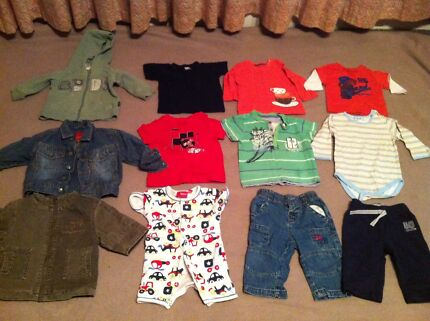Size 00/6mth boys pack Montrose Yarra Ranges Preview