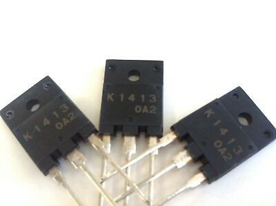 1 Piece 2sk1413 N-channel Mos Silicon Fet