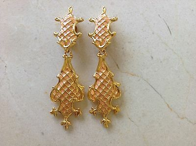 Christian Lacroix earrings vintage