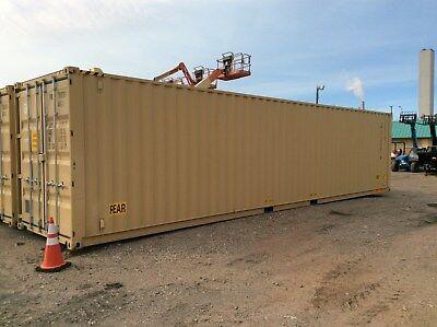 New Conex 40 High Cube Container 40cont-dd-hc-owl Sr