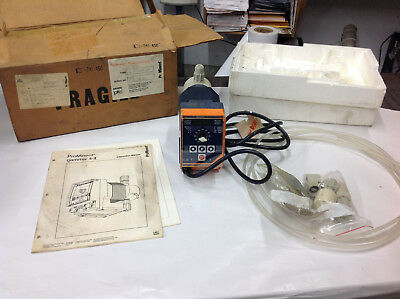 Prominent G0803ppi Gamma4-1 Metering Pump New Surplus Shows Shelf Weargrime