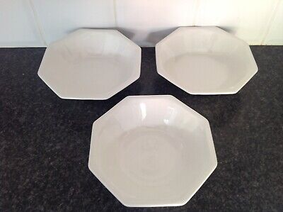 Johnson Brothers Heritage Cereal Bowls x 3