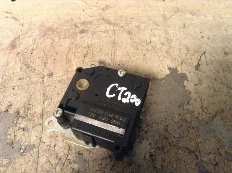 Lexus CT 200 h A/C Air con damper motor 063800-1100