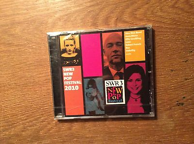 Swr 3 New Pop Festival 2010  [CD Album] NEU OVP Unheilig Aura Dione LENA online kaufen
