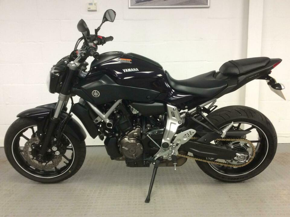 Yamaha MT07 MT 07 ABS 2014 / 14 - Only 2477 miles