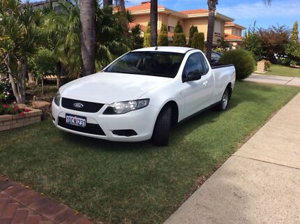 FG 2009 ford ute dedicated gas best in Perth Winthrop Melville Area Preview