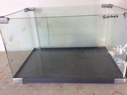 50L Glass Fish Tank Port Sorell Latrobe Area Preview