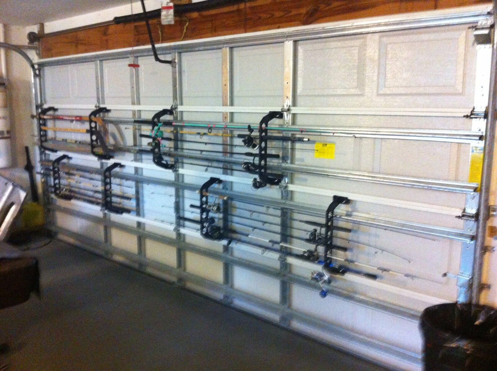 Buy Cobra Storage, Garage Storage, Garage Door Rack, Fishing Rod Storage At  Online Store