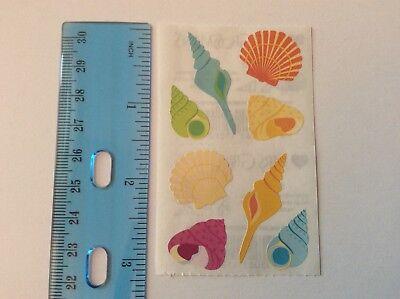 Grossman's Vintage Sea Shells 1 Square  RETIRED Mrs