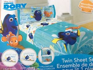 Finding dory sheet set twin brand new in packaging
