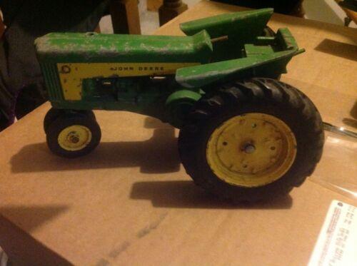 VINTAGE ERTL ESKA JOHN DEERE 630/730 TRACTOR W/3PT HITCH FARM TOYS JD TRU SCALE