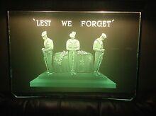 LEST WE FORGET sign. Lalor Park Blacktown Area Preview