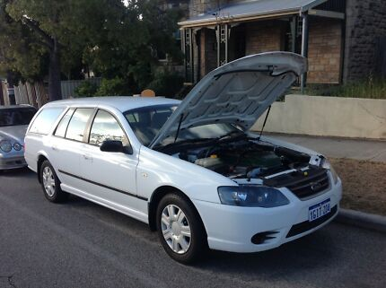 2009 BF Falcon Wagon - dedicated gas 92,000 kms
