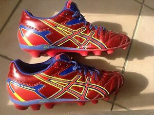 ASICS LETHAL TIGREOR US SIZE 6 Football Boots West Lakes Charles Sturt Area Preview