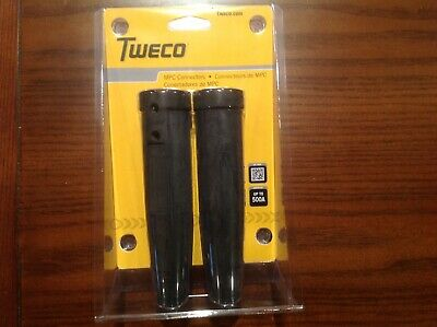 Tweco Mpc Connectors. 500amp. 4-mpc-1 9425-1410. Male 2pack