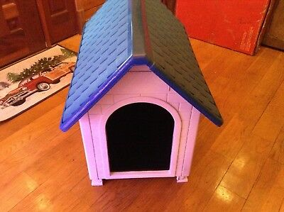 Animals Favorite Comfy Dog House Superior Quality Resin Waterproof up to 55lbs
