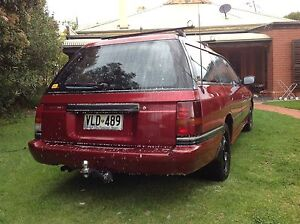 1992 Subaru Liberty Wagon Malvern Unley Area Preview