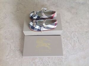 Burberry Toddler Mary Jane shoes Nedlands Nedlands Area Preview
