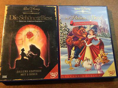 Schöne und das Biest / Walt Disney [3 DVD] Weihnachtszauber + Limited Edition, gebraucht gebraucht kaufen  Deutschland