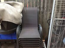 Outdoor chairs x5 Canterbury Canterbury Area Preview